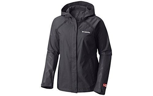 Columbia Women's Outdry Hybrid Jacket, Black, Medium