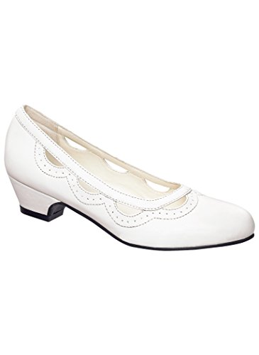 Angelsteps Womens Adult Margie Ii From Angel Steps White