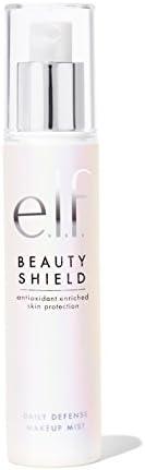 Tzvaim E.l.f. beauty shield every day defense makeup mist