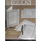 WEDDING PROGRAM KIT, 40-COUNT