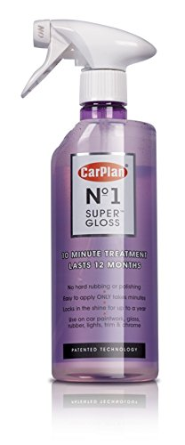 Carplan n ° 1 de Super Gloss 600ml