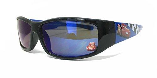 Disney Pixar Cars ''Lighting McQueen'' Kid's Sunglasses in Black - 100% UV Protection