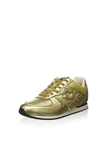 Pelle Star Gold Sneakers Giallo Eu Lotto 36 Oro Tokyo Donna White Antique Shibuya Leggenda 4wzqXAZ8I