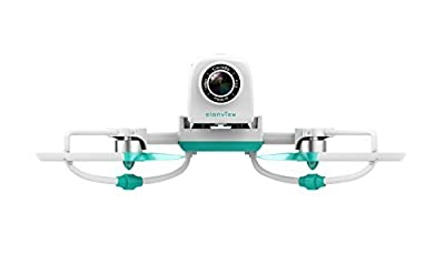 Cicada Brand New APP Control Smart 1080p HD Sony Quadcopter Drone Camera for Family Fun, Green by Cicada