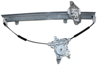TYC 670078-G Nissan Maxima Front Driver Side Replacement Power Window Regulator without Motor ()