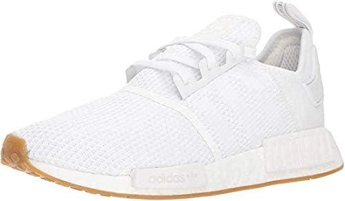 adidas Originals Herren NMD_R1 Shoes, Schuhe Weiß Weiß Gum, 48 EU