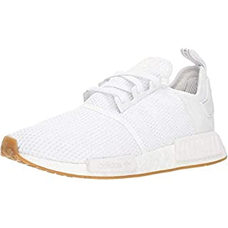adidas NMD_R1 Shoes Men's, White, Size 8
