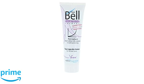 Hairbell Champú - Flowers n fruits (250ml), Nueva Fórmula + Nuevo Aroma - Hair Jazz Hair Plus: Amazon.es: Belleza