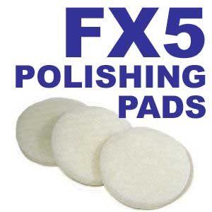 Picture of Zanyzap 21 Water Filter Polishing Pads for Fluval FX4 / FX5 / FX6