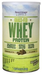Reserveage Whey Protein, chocolat, 12,7 onces
