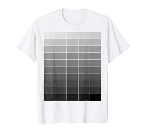 50 Shades Of Grey Halloween Costume Idea (50 Gray Boxes Funny Halloween Costume T-Shirt Grey Shades)