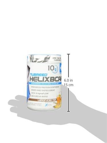 Nubreed Nutrition Helix 30 Serve, Lemon Iced Tea, 15.23 Ounce