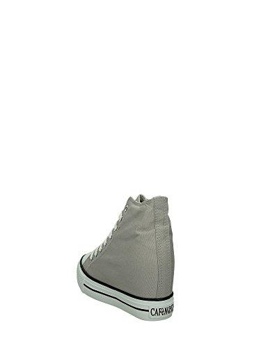 Milieu Femme Caf Les Tissu Grigio De Sheakers Gris Coin Noir Dg900 E16 Interne 016 Chaussures CqwXxRASq