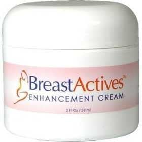 Breast Actives Breast Enhancement Cream One Month Supply Amazon