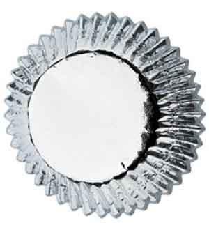 Baking Cup - Mini Silver Foil 36ct [Contains 6 Manufacturer Retail Unit(s) Per Amazon Combined Package Sales Unit] - SKU# 415-1414