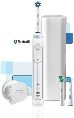Amazon.com: Cepillo de dientes eléctrico inteligente ...