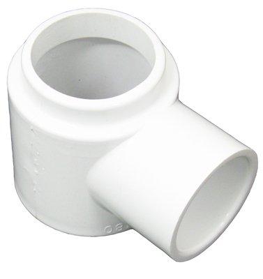 Waterway Plastics 806105084484 Spa Air Control Blower Assist Tee 1
