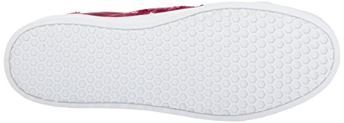 Sam Edelman Femme Lévine Sneaker Cranberry Satin