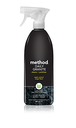 Method Daily Granite Cleaner Spray, Apple Orchard, 28 Ounce