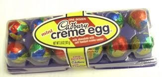 Cadbury Mini Creme Eggs -- 1 Dozen (2 pack) ()