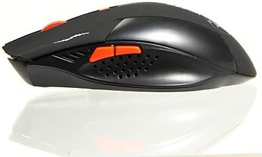 Mouse Azzor Eagle 2.4g Wireless Multi-Keys Dpi-Switch Gaming Quiet Silenct Click