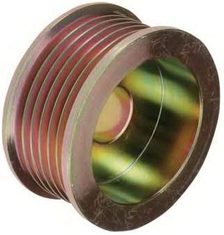 GP666 F0VF-10A352-AA 0.67 // 17mm ID New Pulley Compatible with 6-Grooves F0VU-10A352-1A1 F6ZU-10344-A2A F0DZ-10344-B GP721 2.4 // 61mm OD//GP-665 F4RU-10A352-A1A GP681 F0CZ-10344-AA