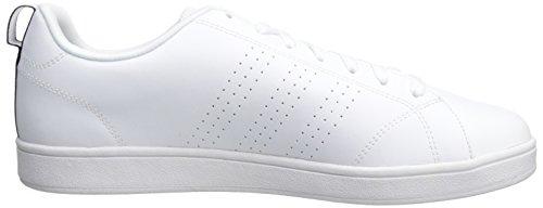 Scarpa Casual Adidas Neo Plus Uomo Casual Bianco / Bianco / Blu Scuro