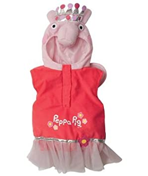 Peppa Pig Costume Age 12 18 Months Amazon Co Uk Toys Games