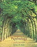 Introduction to Psychology, Kalat, James W., 0534539904