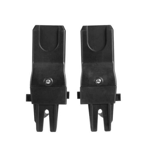 Maclaren Daytripper Car Seat Adaptor, Maxi COSI, Cybex, Black