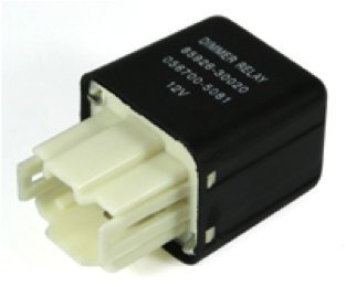 Dimmer Relay - MTC 9768 / 85926-30020 Headlight Dimmer Relay (85926-30020 MTC 9768)