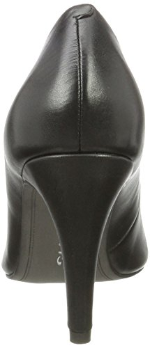 Tamaris black Femme Noir 22473 Leather Escarpins UnrqUA
