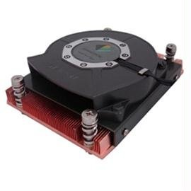 Dynatron R13 Copper Heatsink with 2 Ball Bearing 1U Blower for Intel Socket 2011 (Narrow ILM) by Dynatron (Image #1)