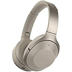 Sony mdr-1000 X/C Wireless Bluetooth Hi-fi de cancelación de ruido auriculares (Refurbished Certificado)
