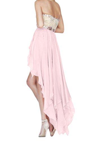Missdressy -  Vestito  - linea ad a - Donna argento 44