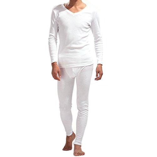 V-neck Thermal Underwear - 2