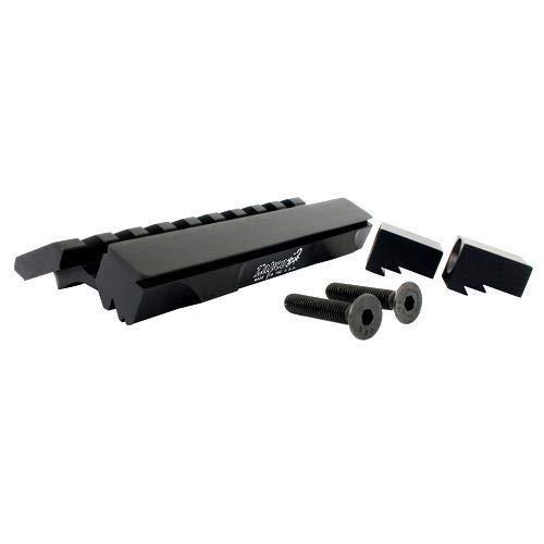 LAPCO Tippmann A5/98 Custom Paintball Gun Offset Sight Mount Weaver & 3/8