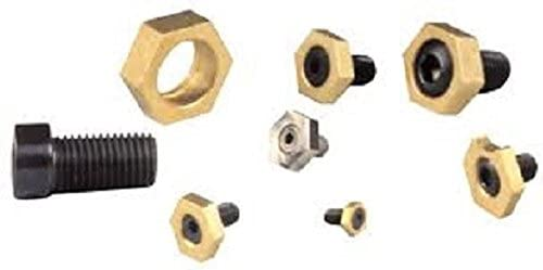 Mitee-Bite Standard Fixture Clamp 5//8-11 screw 4 Clamps per pack