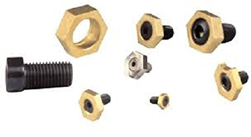 MITEE-BITE PRODUCTS INC Fixture Clamps, Cam Action, 3/8-16, PK10