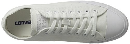 Star All Hi Whitewhite Converse unisex Blanco Zapatillas p4vBwnq