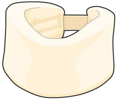Collare Cervicale Semirigido Prezzo.Dr Gibaud Collare Cervicale Semirigido Medio Taglia 2 Amazon It