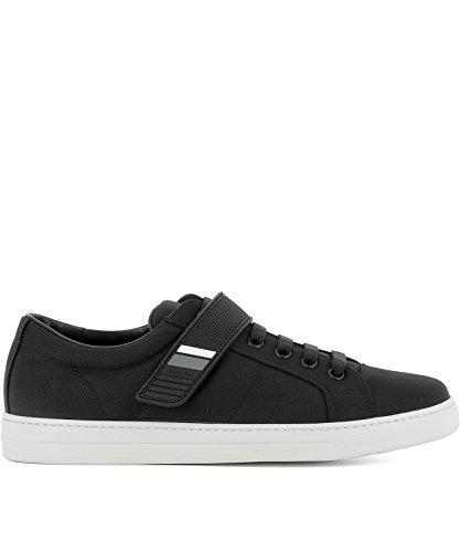 Prada Sneakers Uomo 4E318071LF0002 Tessuto Nero