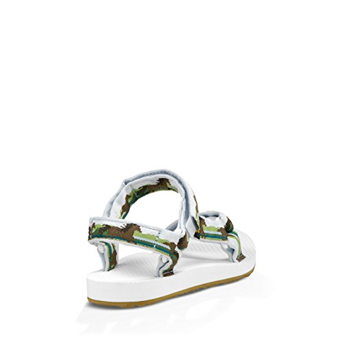 Teva Kvindernes Oprindelige Universelle Sandal Heste Grøn mV2NY7rDc