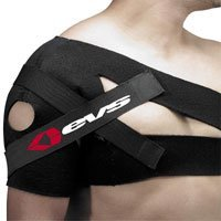 EVS SB03 Shoulder Brace Adult Large Black