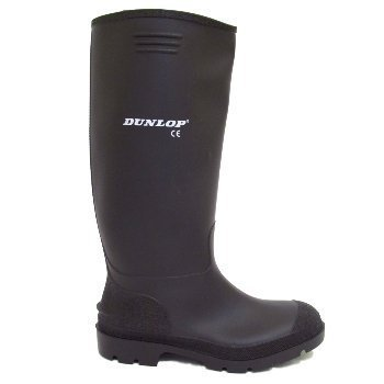Womens Ladies Dunlop Wellington Boots Snow Rain Festival Waterproof Wellies Size JO_3357