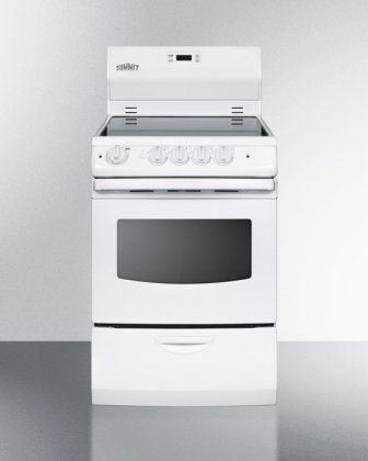 3 Cu. Ft. Electric Range (Summit White Range)