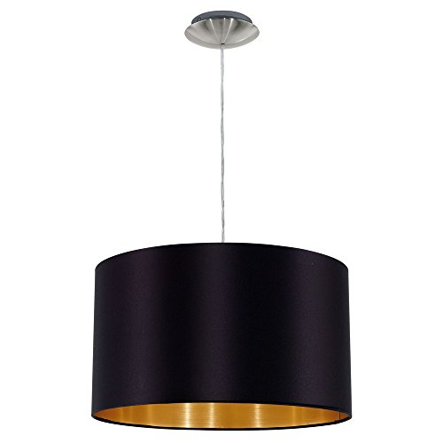 Eglo Lighting 31599A One Light Pendant by Eglo Lighting