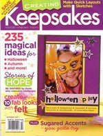 Creating Keepsakes Magazine October 2007 (Volume 12, Issue 10)