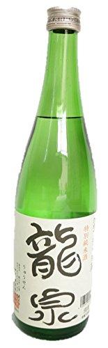 茨木で生まれたお酒 龍泉 (720ml)
