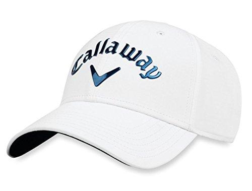 Callaway 2018 Liquid Metal Cap White/Navy Adjustable